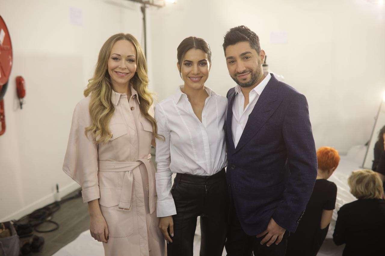 Camila Coelho e os fundadores R&R (2)